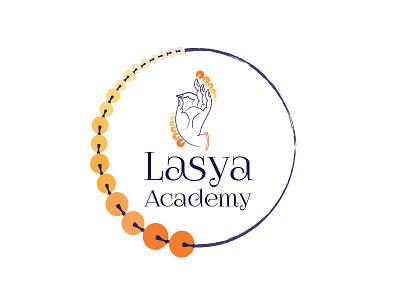 Logo created for Lasya dance academy