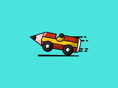 Pencil Car design