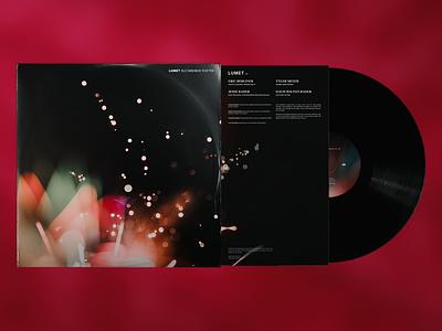 Lumet - Slumbered Youth Cover band art vinyl record album art