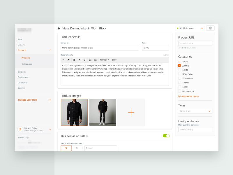 Portal Redesign