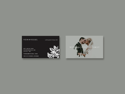 New Business Card business card