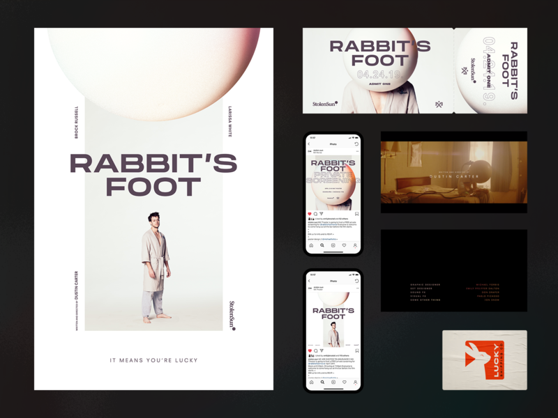 Rabbit's Foot — Collateral
