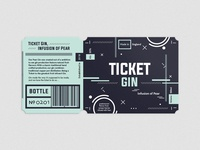 Ticket Gin Concept