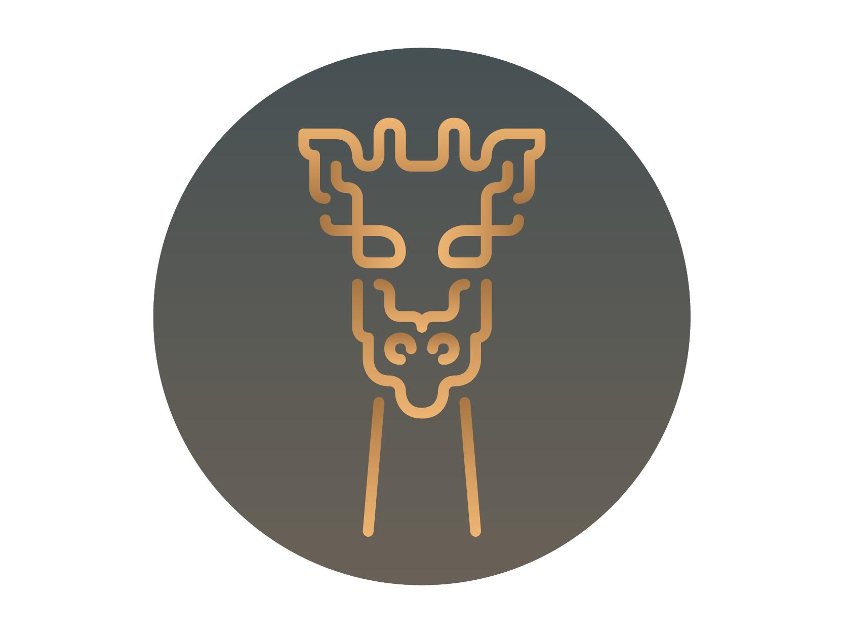 Icon giraffe