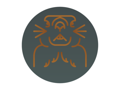Alpine Marmot Icon