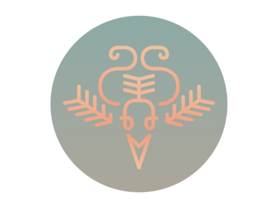 Lyre Bird Icon