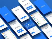 Koinz App Design