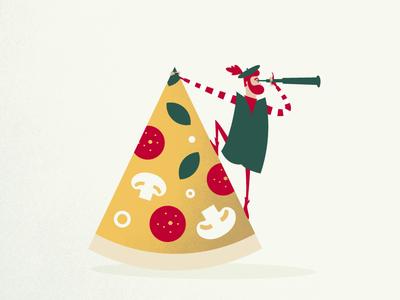AMERIGO PIZZA
