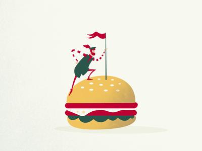 amerigo burger