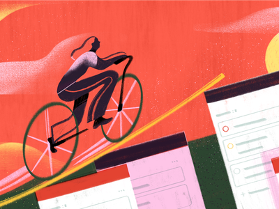 Creative ways to use Todoist Boards todo project work organization app project management todoist productivity illustration
