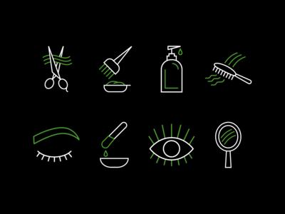 Salon Icons