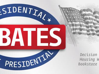 Presidential/Vice Presidential Debates 2012 america election debates 2012