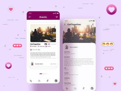 Get Together - Dating App - Valentine's Day Special
