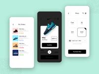 Shoed - Mobile App - Part 2