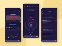 Security Mobile App Design