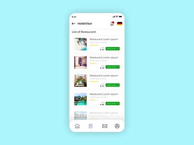 Hotel Guests App
