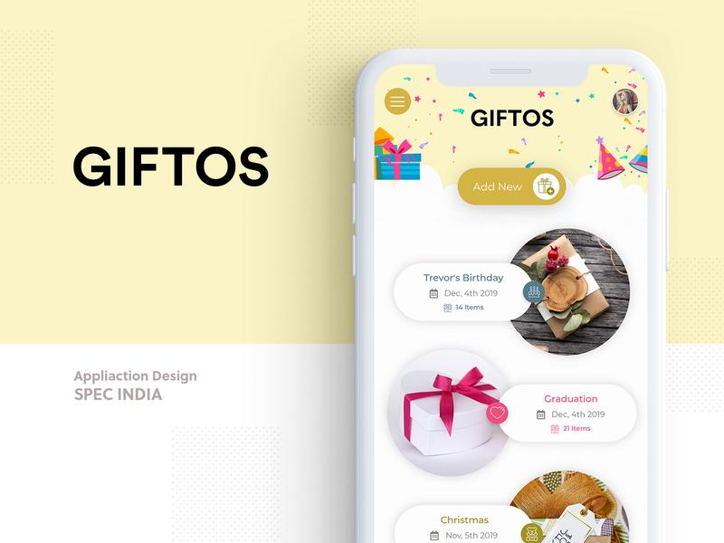 Social App for Gifts