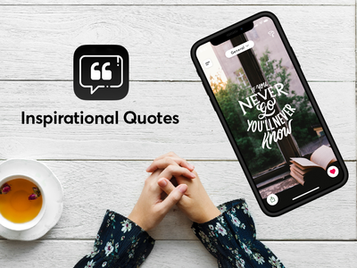 Inspirational Quotes Mobile App