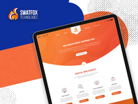 Landing Page for Digital Web Agency