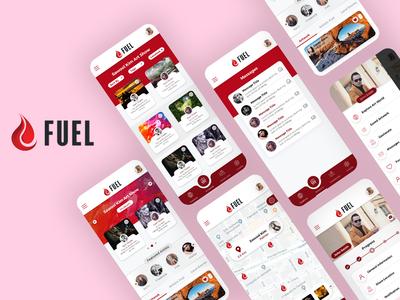 Artist's Connect Community Mobile App