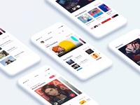 WeBeat Music App