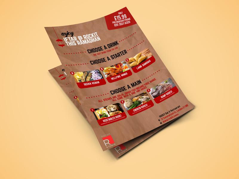 Menu Design socialmediamarketing typography graphic design branding