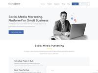 Social media marketing solution small business