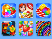 Game Icon Design