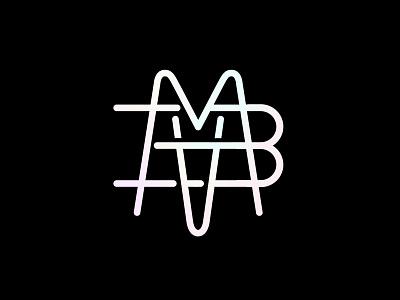 BVM Monogram blessed virgin mary monogram bvm