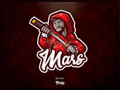 Mars fortnite brand game illustration branding design sport esport character logo mascot