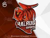 BALROG Logo Esport Mascot Team Sport Game