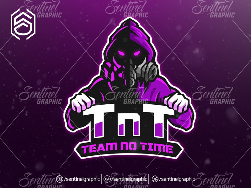 Tnt Clan Club Logo Esport Mascot Team Sport Game By Teng