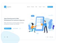 Hero Screen Design | Appsrow