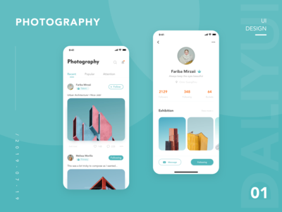 Photography Application 01