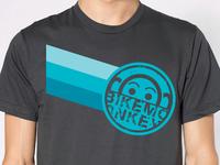 Bike Monkey t-shirt v2