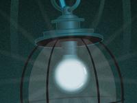 Light Detail - The Deep End Poster