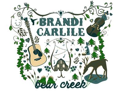 Brandi carlile bear creek