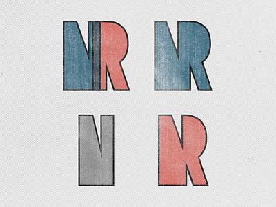 Rough NR id logo texture