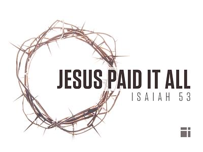Easter Series ID - Crossing Church series art
