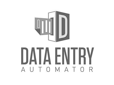 Data Entry Automator id branding logo