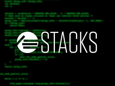 Stacks logo id branding