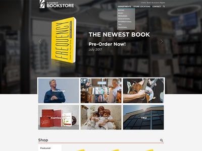 Gateway Bookstore commerce