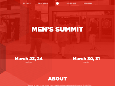 Mens Summit 2017