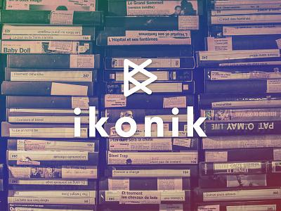 Ikonik Medis Proposed Branding media logo branding