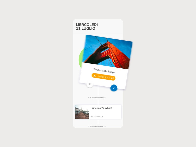 Enjoy your journey mobile flat travel interface designs clean app ux ui design