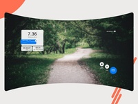 Brain Chip - Runtastic Visual UI