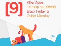 Re:amaze Black Friday and Cyber Monday Infographic