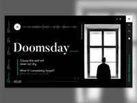 Doomsday – Lyric Interface