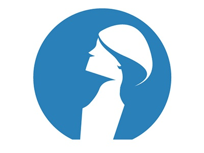 Logo /badge /  Women politicians group badge design logo