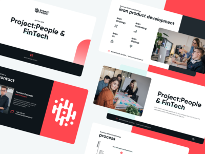 Project: People - Pitch Deck